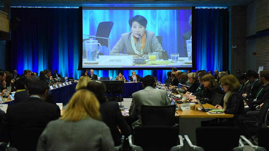 GEF 53rd Council Meeting