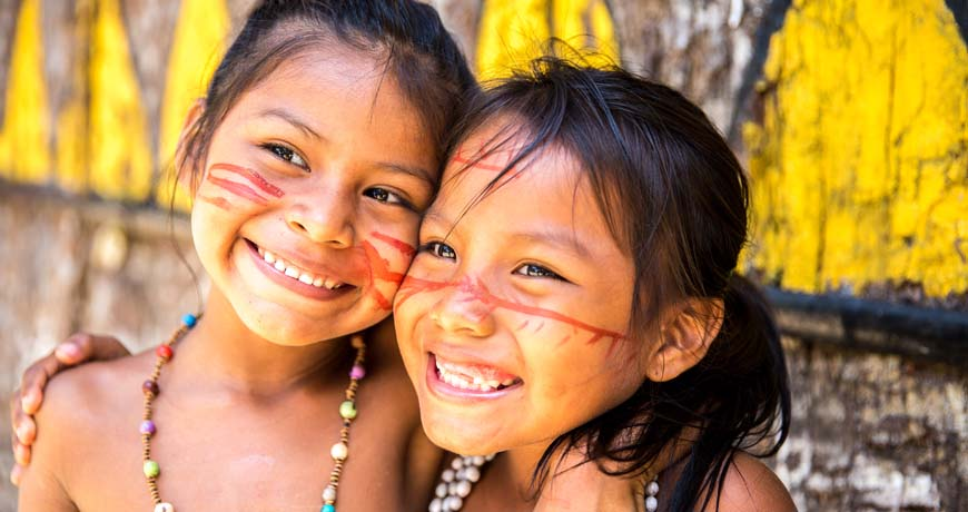 Indigenous Peoples - and our knowledge, lands, cultures and traditions - are continually at risk both directly, due to development and investment activities, and indirectly, through environmental degradation, climate change, and natural disasters among other causes.