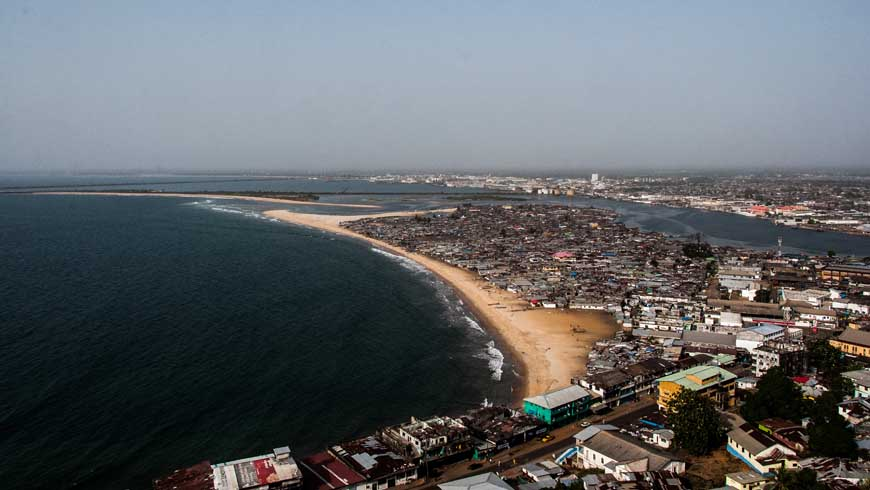 As the biggest funder of measures to meet global environmental challenges, the GEF is supporting a number of programs in Liberia, ranging from small grant programs to climate change adaptation. Photo: West Point Monrovia by Mark Fischer via Flickr CC.