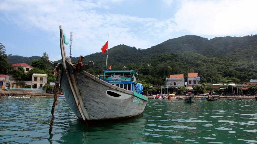 Cham Islands, Viet Nam