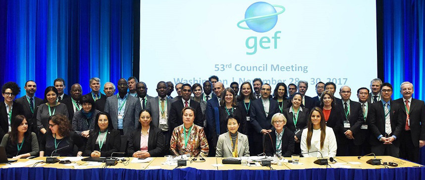 "At the closing of the 53rd GEF Council, Naoko Ishii, GEF CEO and Chairperson, thanked participants, noting ""we achieved the five things I hoped for.""  Stressing that ""we have built sufficient trust among ourselves so that we can tackle difficult issues in the future,"" she highlighted the achievement of approving ""a half-billion dollar work program… new policies, and laying the foundation for others""."