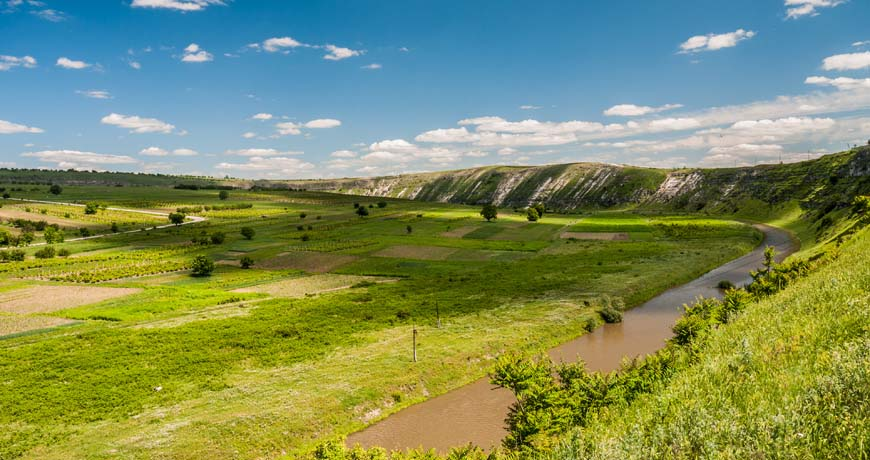 "The Orhei National Park is now an area of national importance, protected by law. Part of the national park – cultural-natural reserve ""Old Orhei"" is in the process of being included in UNESCO's World Heritage List."