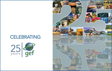 25th GEF Anniversary