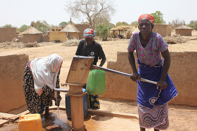 Climate change and women: impacts compounded by gender inequality