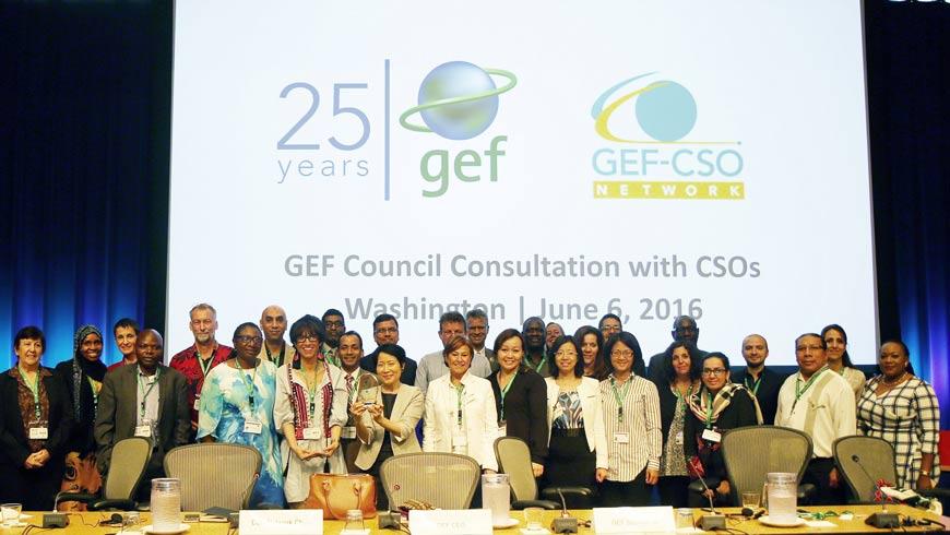 GEF CSO Network