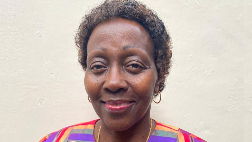 Portrait of Elizabeth Maruma Mrema
