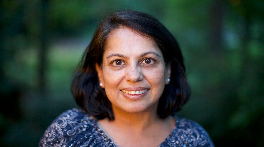 Portrait of Geeta Batra