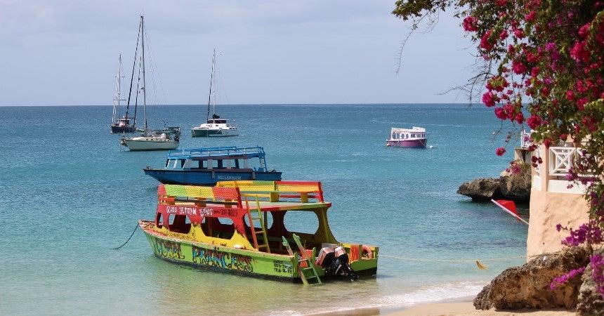 Photo: Store Bay, Tobago via GEF Flickr