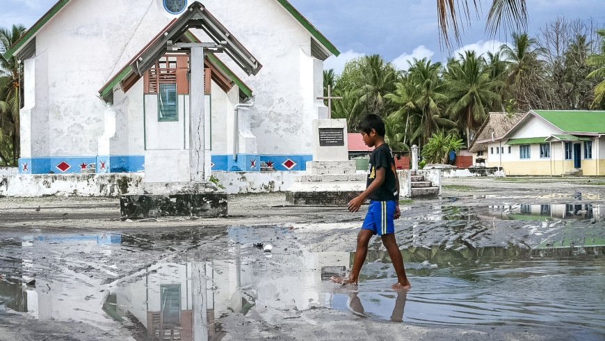 UNDP's Response to Cyclone Pam - Tuvalu via Flickr
