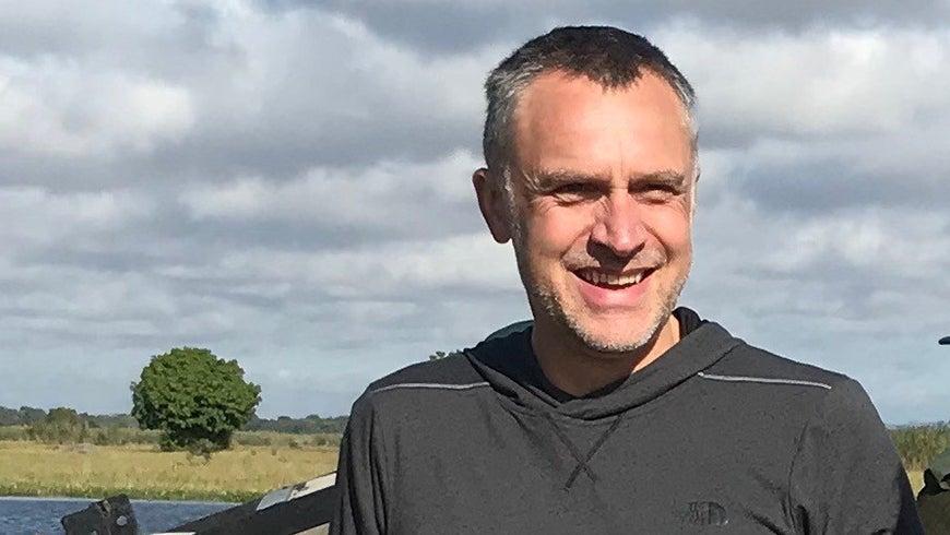 Portrait of Ian Gray