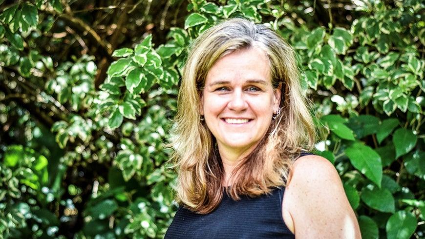 Portrait of interviewee Doreen Robinson