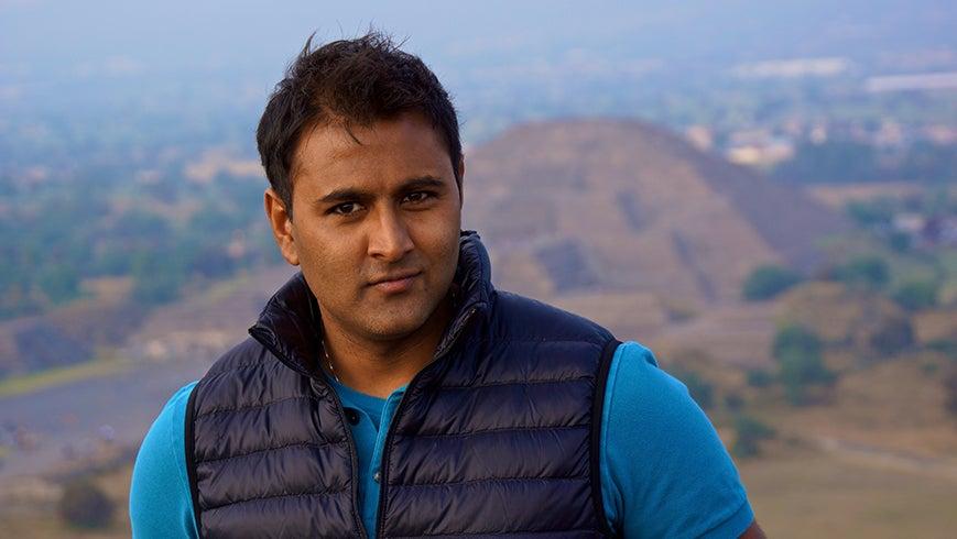 Anil Sookdeo portrait