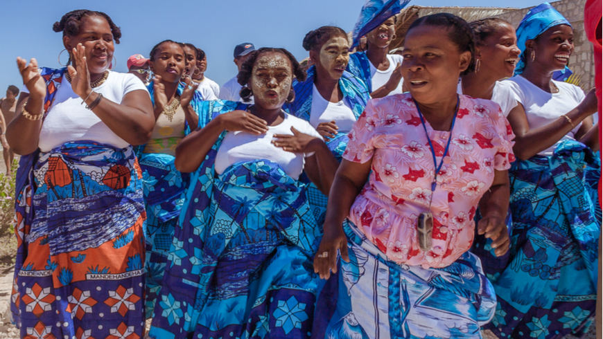 The GEF's Policy on Gender Equality, adopted in 2017, marks GEF's increased ambition to collaborate with governments, the private sector, and civil society to catalyze projects and actions that have the potential to materialize greater environmental impact through gender-responsive approaches and results. Photo: Pierre-Yves Babelon/Shutterstock.