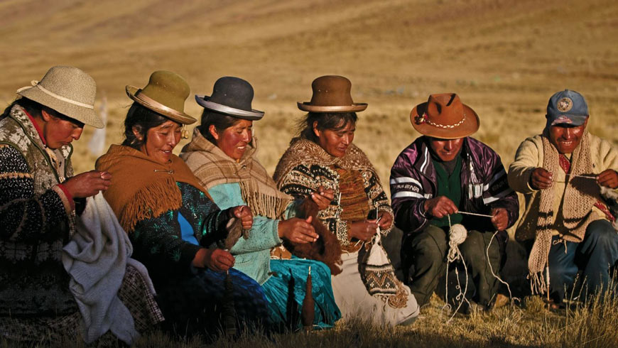 An ongoing issue for the artisans and herders of Nuñoa is keeping up with the the increased demand resulting from higher prices for their Suri fibre. This issue is compounded by the fact that Suri alpaca are a slowly reproducing animal, and recent years have seen more extreme weather in the region than usual.