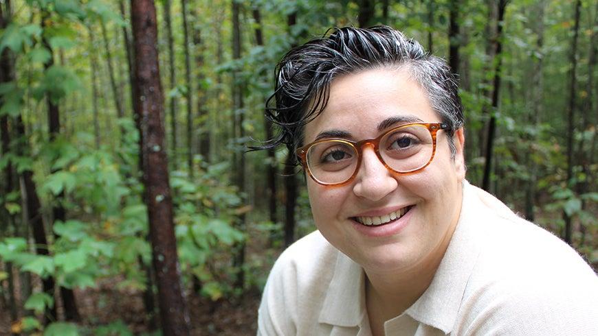 Portrait of Sara El Choufi