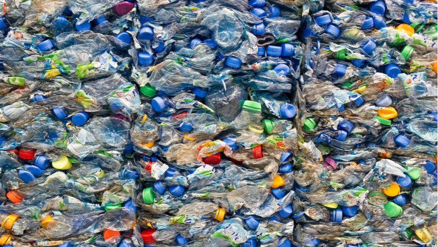 A circular economy would both maximise the benefits of plastics and minimise their ill effects, through such measures as producing them from plants rather than fossil fuels; redesigning products to cut waste and make them last; encouraging recycling and reuse; and using plastic wastes as a resource. Such measures also need to be accompanied by reducing demand for plastic products and discouraging non-essential ones. Photo: alterfalter/Shutterstock.