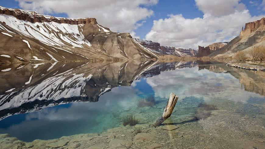 Band-e-Amir National Park, Afghanistan